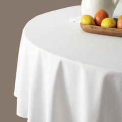 nappe-restaurant-ronde-blanche-1m