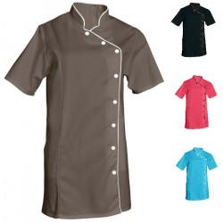blouse-esthetique-spa-taupe