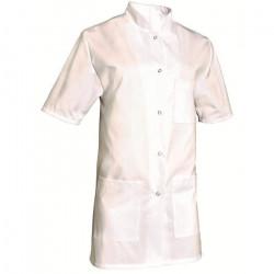 blouse-sante-courte-coton-blanc