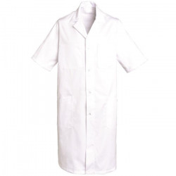 blouse-medicale-paramedicale-blanche