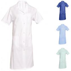 blouse-professionnelle-manches-courtes-blanche-couleurs