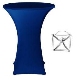 housse-table-haute-bleue