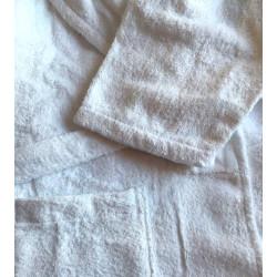 peignoir-hotel-eponge-blanc-col-chale-poche-protop