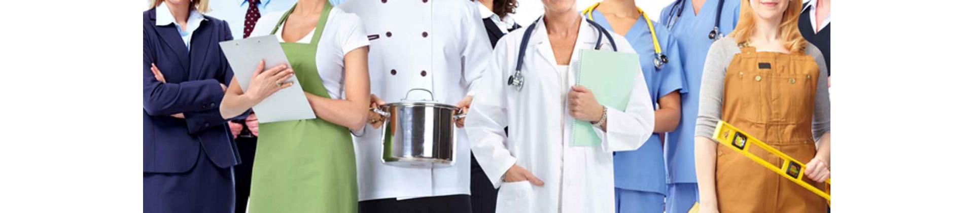 Tenue hotellerie - Vêtements, tenues de travail professionnelles | CTH