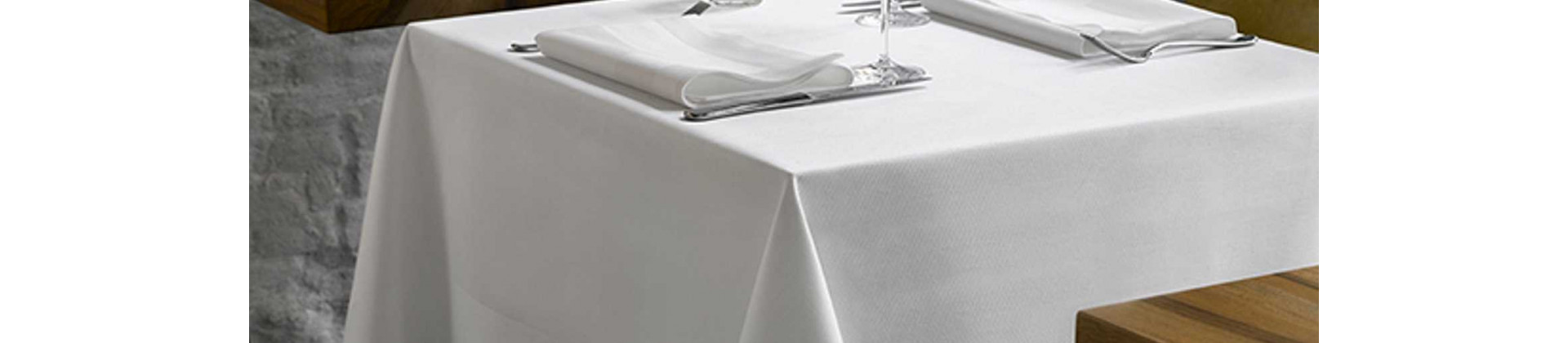Nappages pour restaurants, hôtels et collectivités