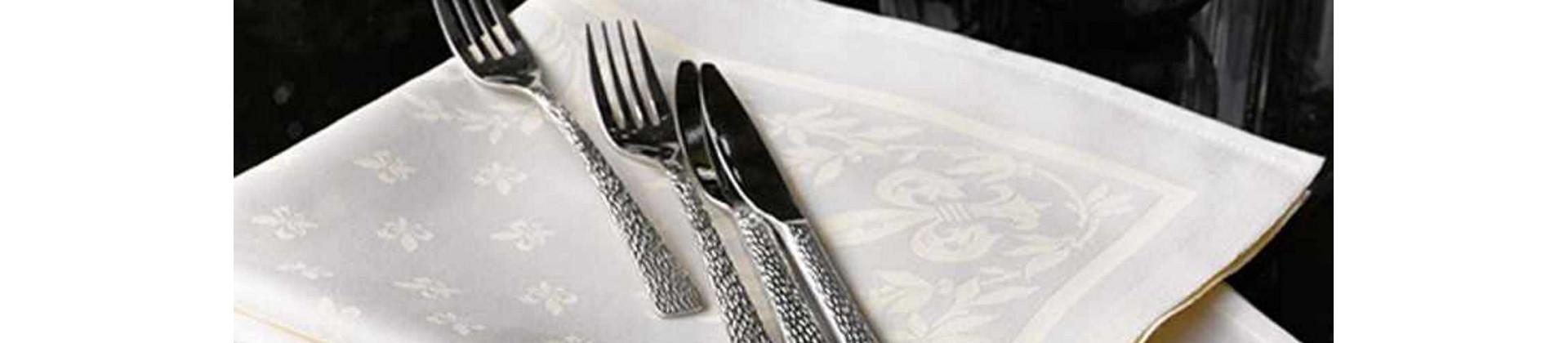 Serviette de table restaurant - Grossiste serviette de table | CTH
