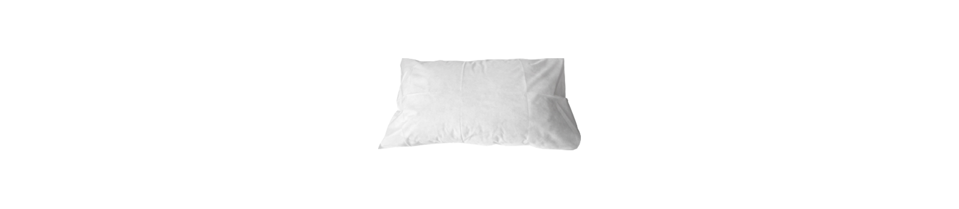 Protège oreiller et traversin pour hôtels, gîtes et collectivités