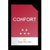 Couettes hôtel confort - Couvertures hôtellerie confortables