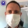 Masques en tissu et visières de protection