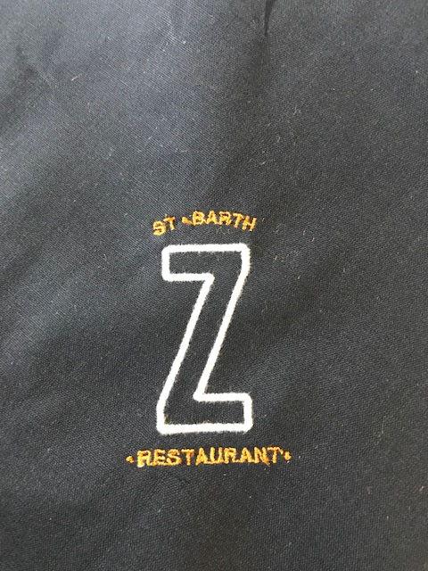 serviette de table personnalisée Z